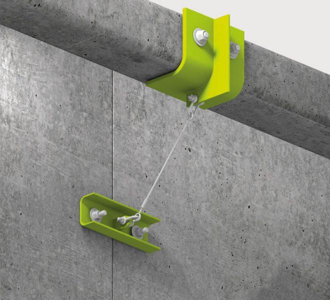 rappresentazione-3-d-collegamento-trave-pilastro - Fase progettazione intervento antisismico