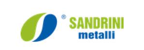 Logo Sandrini Metalli